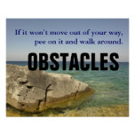 Be a Dog: Don't Let Obstacles Block Your Way [S] Poster