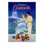 Cinderella with Prince Poster