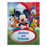 Mickey & Friends | Mickey Customizable Poster