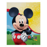 Mickey Mouse Clubhouse | Playhouse Poster