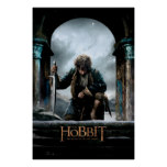 "The Hobbit - BILBO BAGGINSâ""¢ Movie Poster"