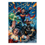 The New 52 Cover #4 Poster