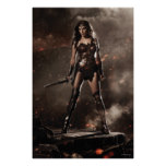 Wonder Woman Photo Poster